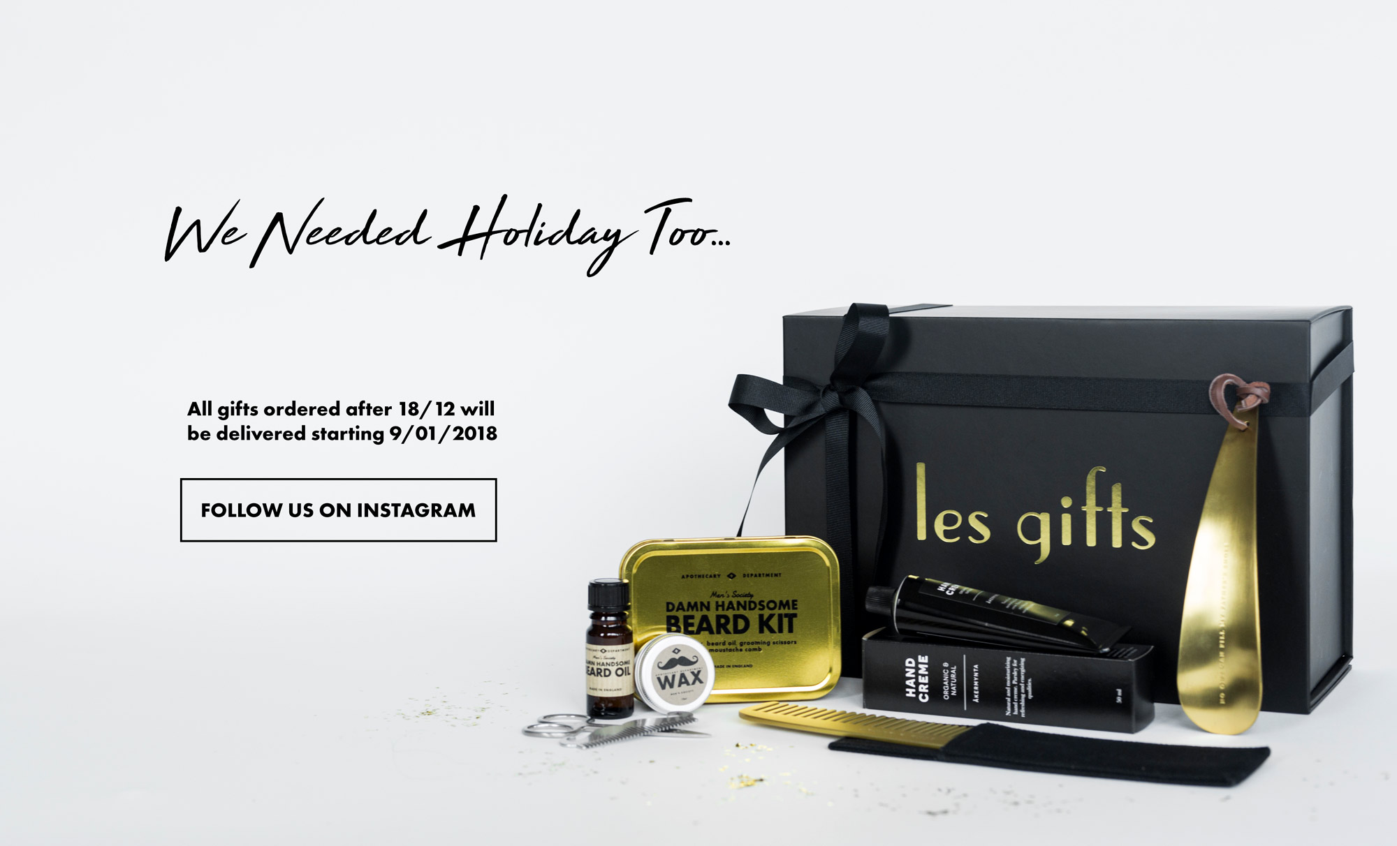 les gifts christmas
