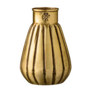 Gold brass vase from DAY BIRGER et MIKKELSEN HOME