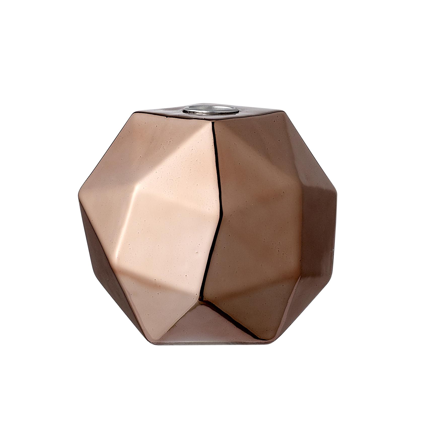 Geometrisk jusstake av koppar