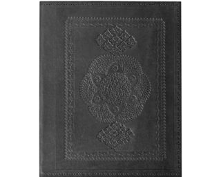 Embossed notebook from Day birger et mikkelsen home