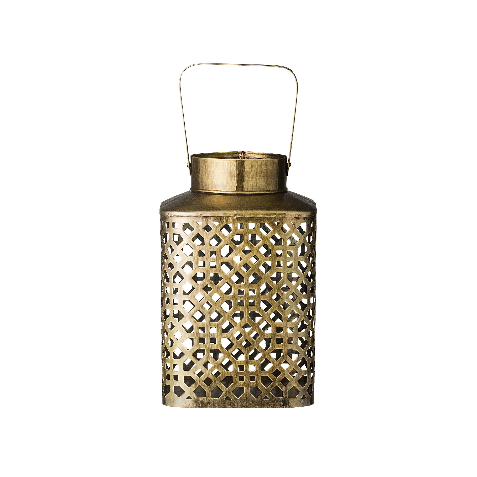 DAYhome Jaipur Lantern gold