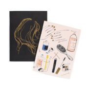 beauty notebook gift set for girl from garance dore
