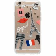 french style iphone case gift