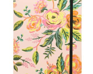 jardin de paris notebook planner gift