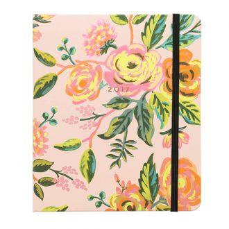 jardin de paris notebook planeringskalender