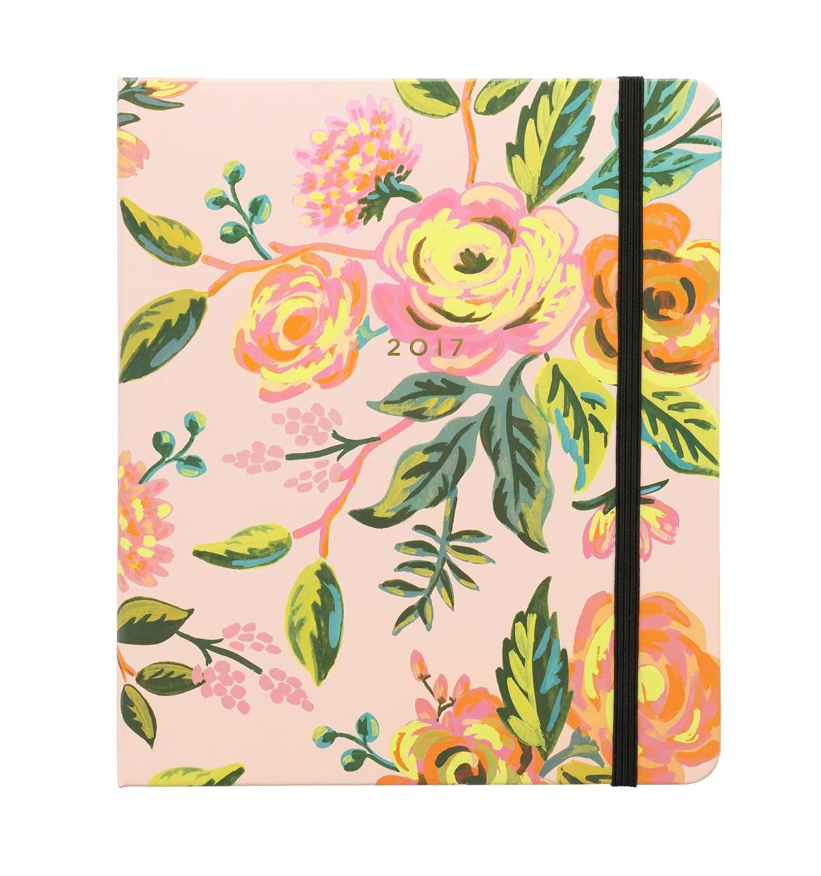 jardin de paris notebook planner gift