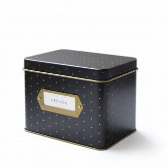 polka-dot-kök-recept-box-present