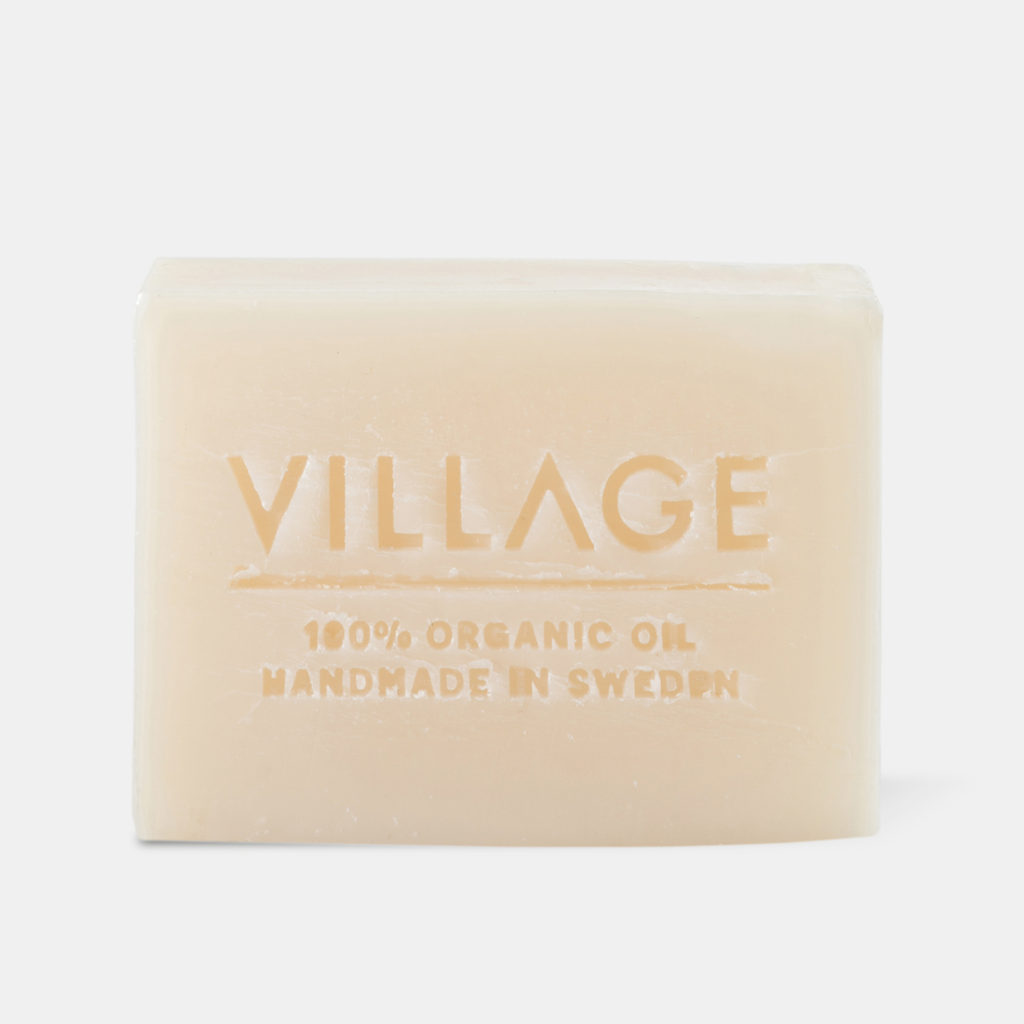 daggmossa jasmine organic soap bar gift from village swedish brand organic handmade hand and body wash