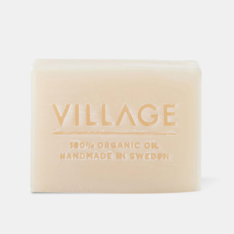 akermynta or wild mint soap bar gift from village swedish brand organic handmade hand and body wash