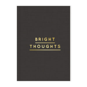 bright thoughts navucko designer gift