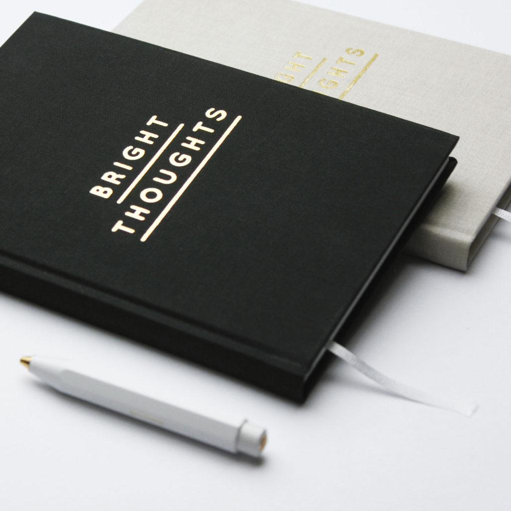 navucko notebooks nlack and grey stationery gift