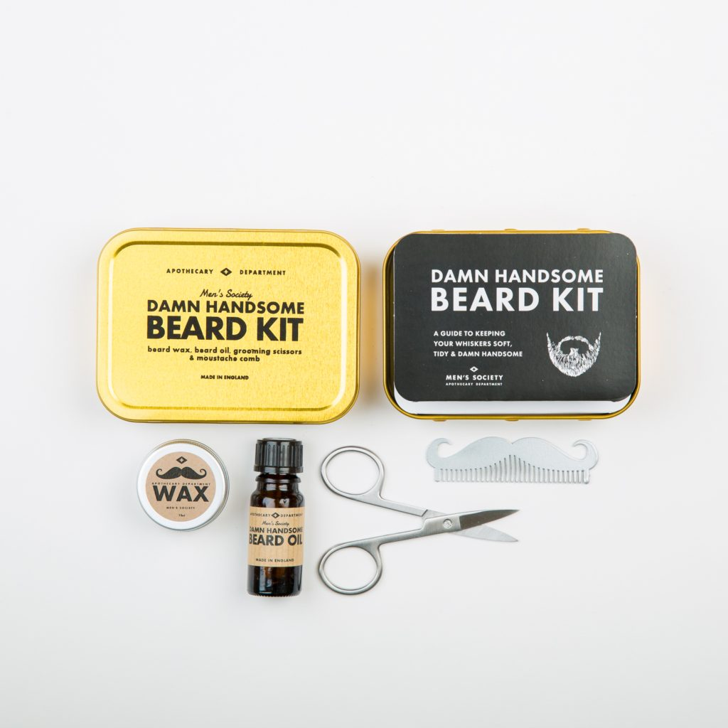 Damn Handsome Beard Kit-contents2