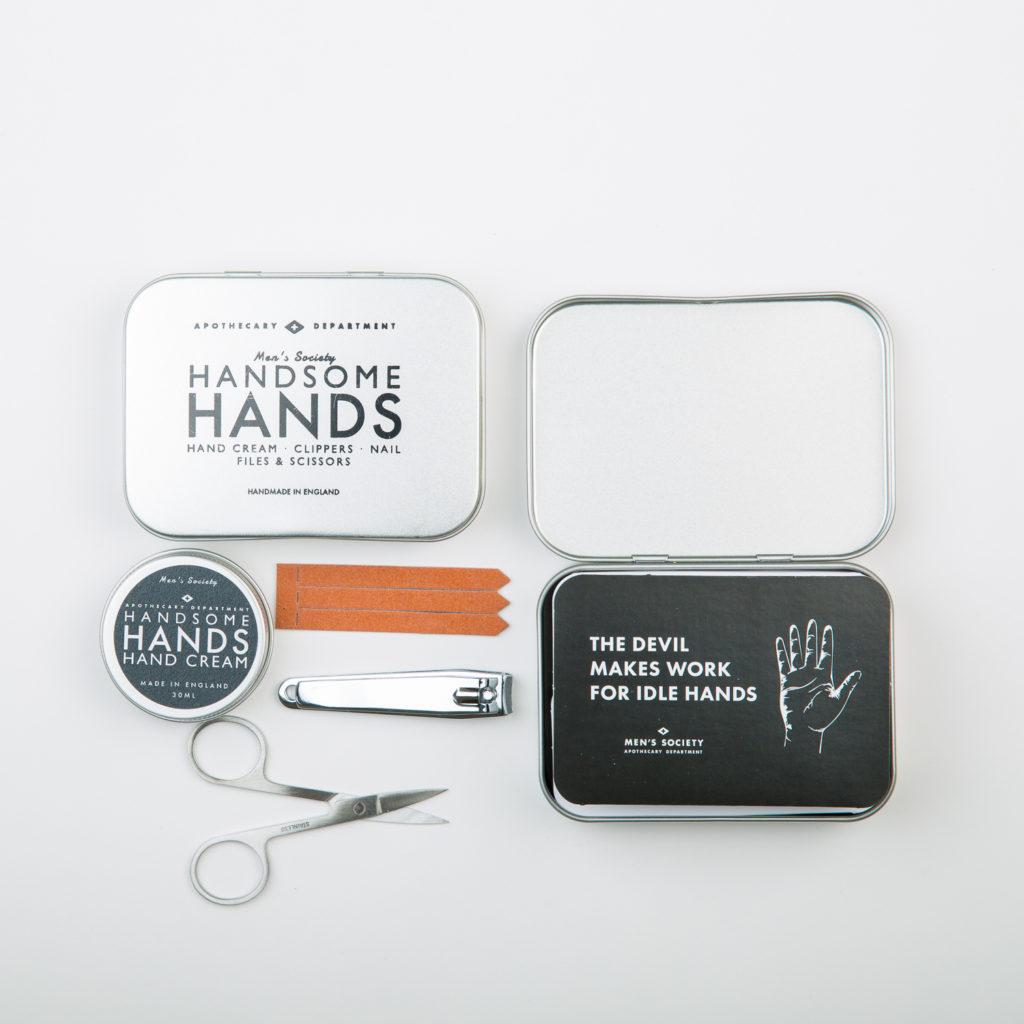 Handsome Hands Manicure Kit-contents(1)