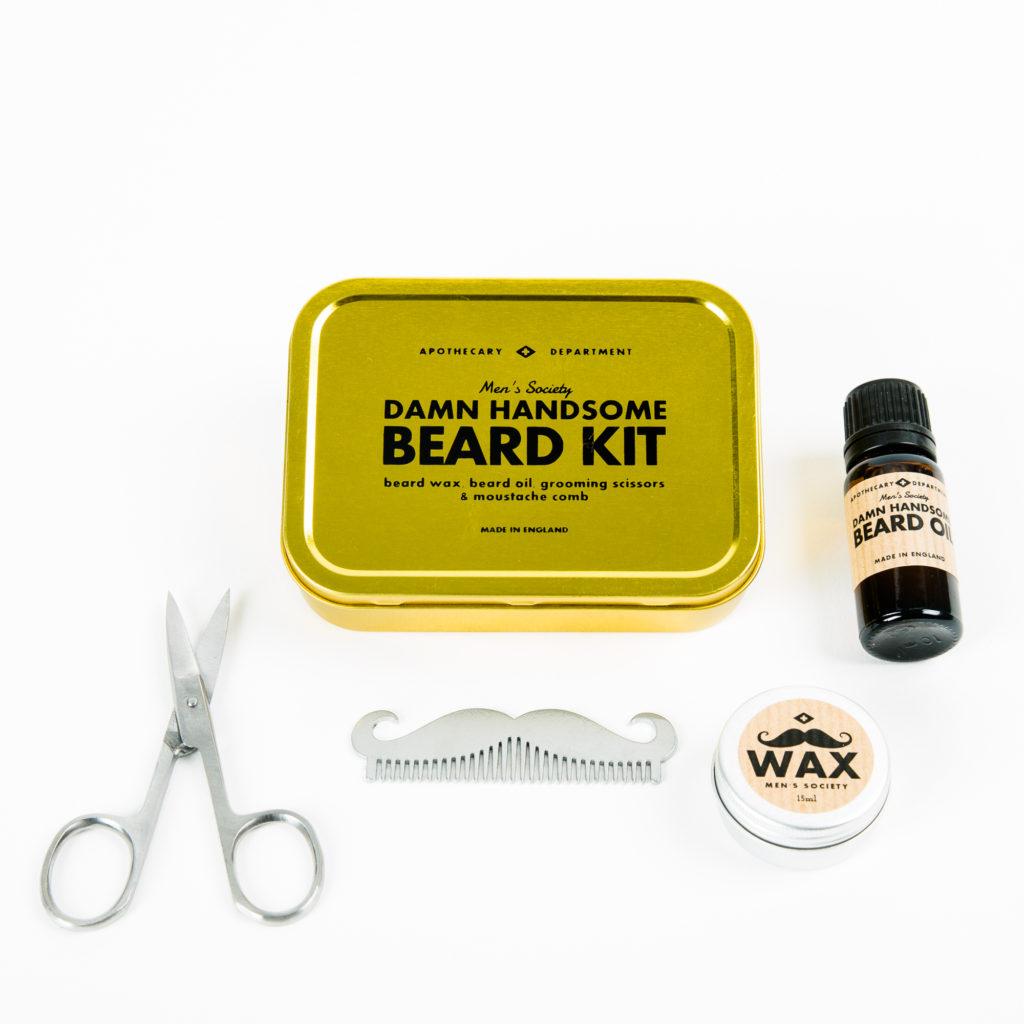 beard grooming kit les gifts. Black Bedroom Furniture Sets. Home Design Ideas