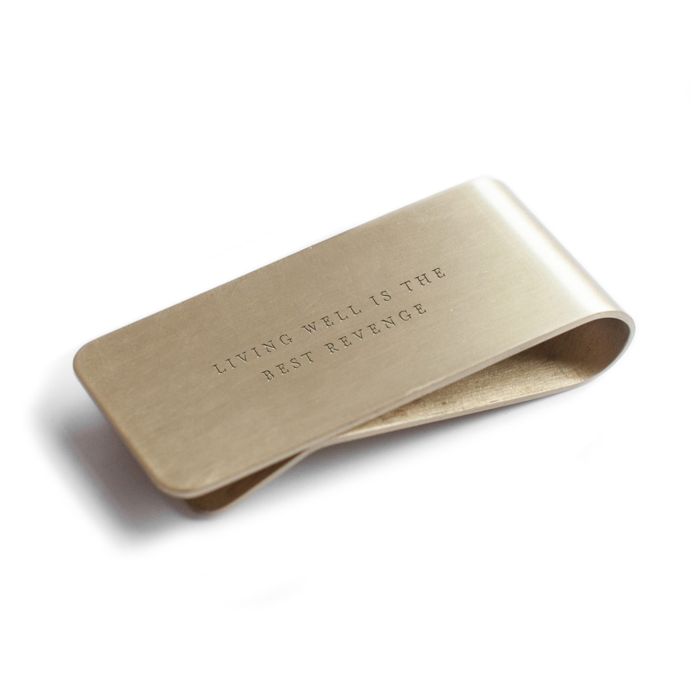 brass money clip luxury and stylish gifts for men
