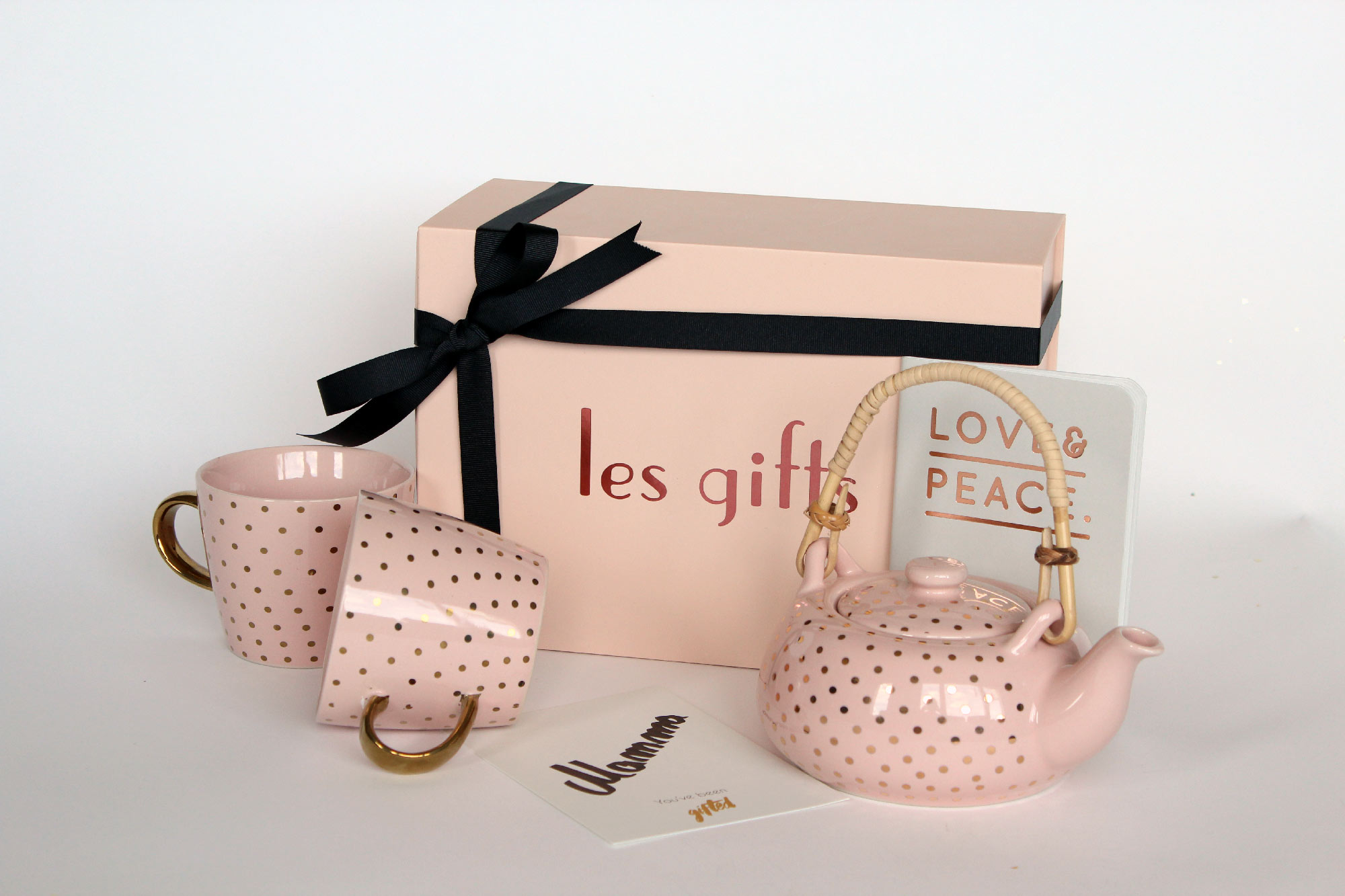 curated boxes with design gifts for mother's day