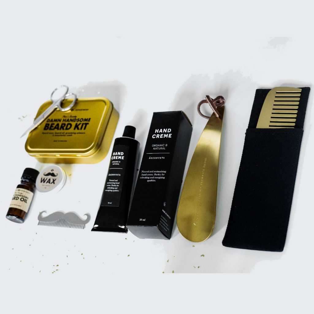 the gentleman box gifts for him unique design