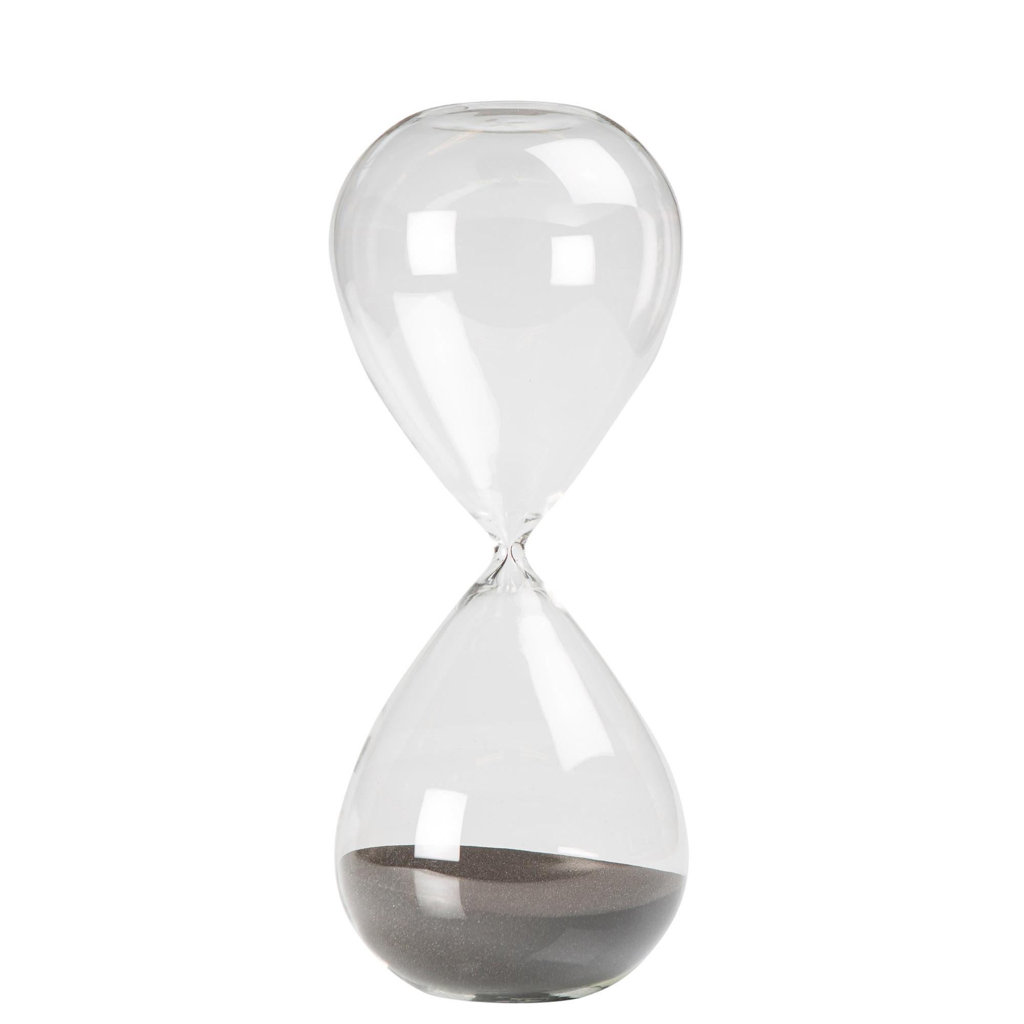 hour glass sand 1 minute